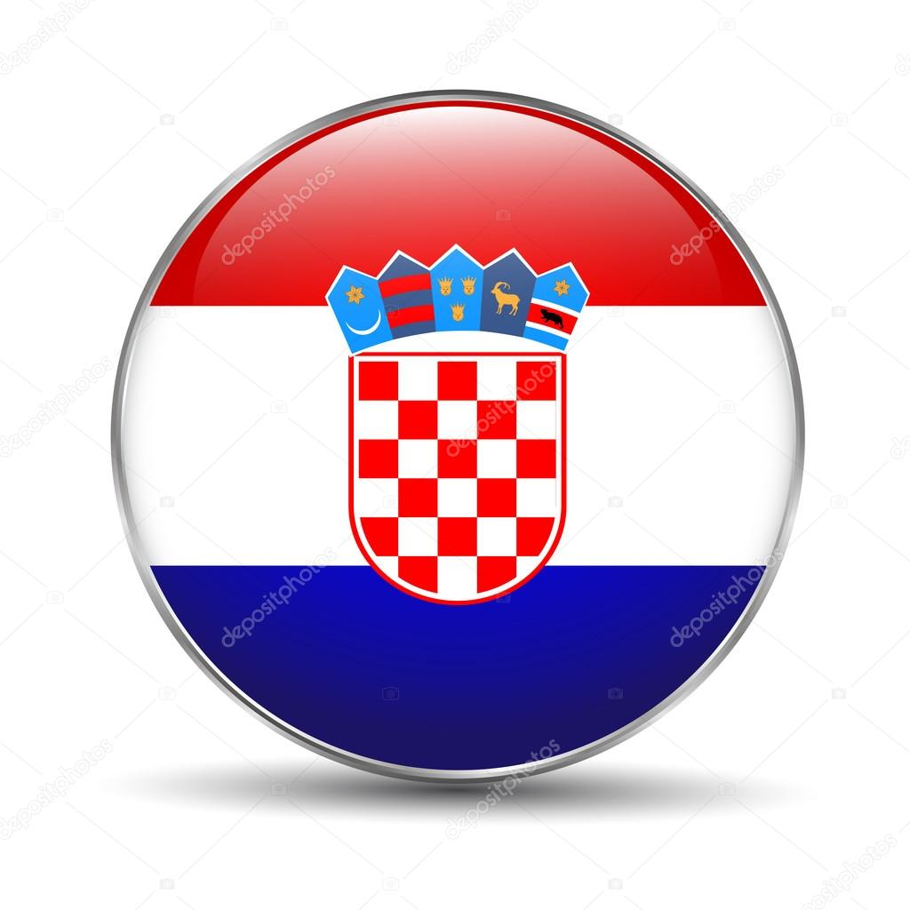 Картинки по запросу круглый флаг хорватии