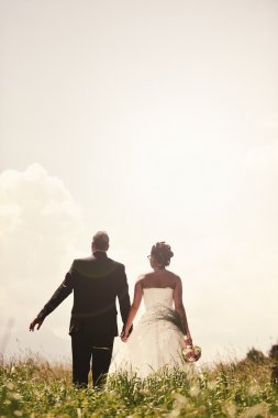 The most beautiful day in life - the wedding