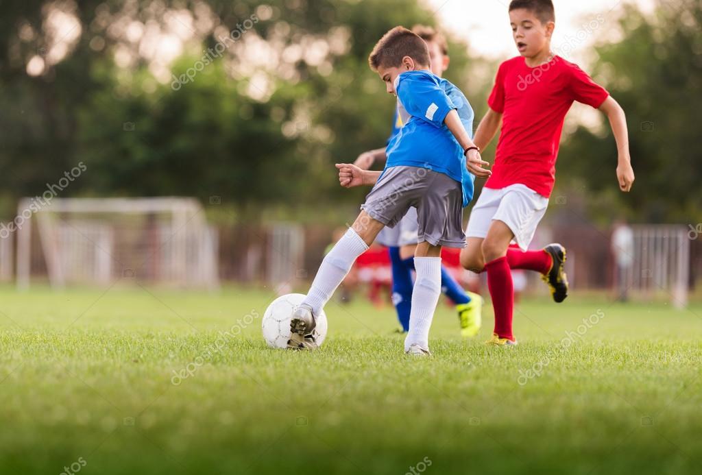 Fotos Ninos Jugando Futbol Ninos Jugando Al Futbol Juego De