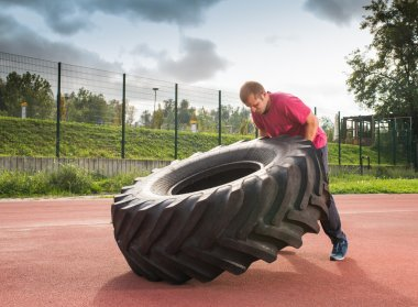 Strongman exercise