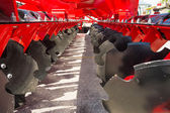 Zemědělské stroje v fair