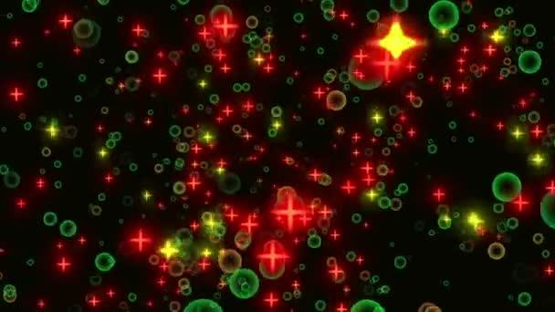 Pohyb částic lazer