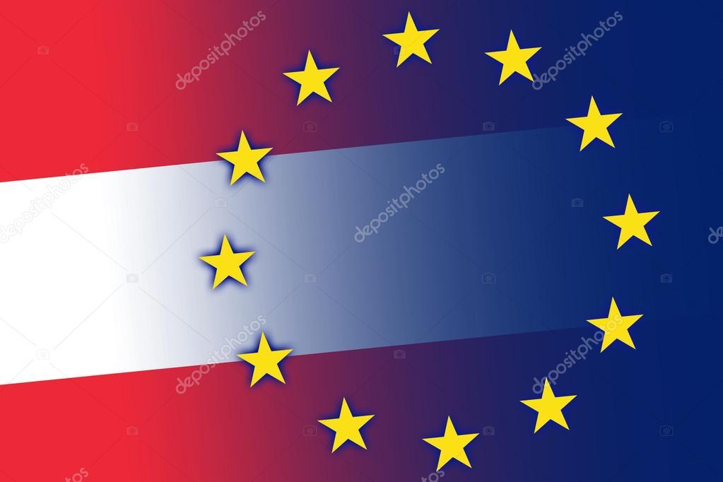 オーストリアとヨーロッパ連合の...