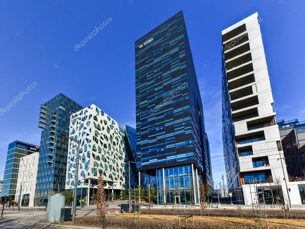 Architettura moderna oslo norvegia foto editoriale for L architettura moderna