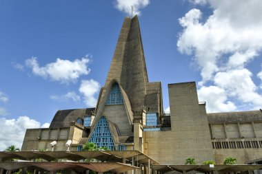 Basilica Catedral Nuestra Senora de la Altagracia Interior, Dominican Republic