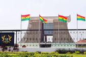 Flagstaff House - prezidentský palác Ghana