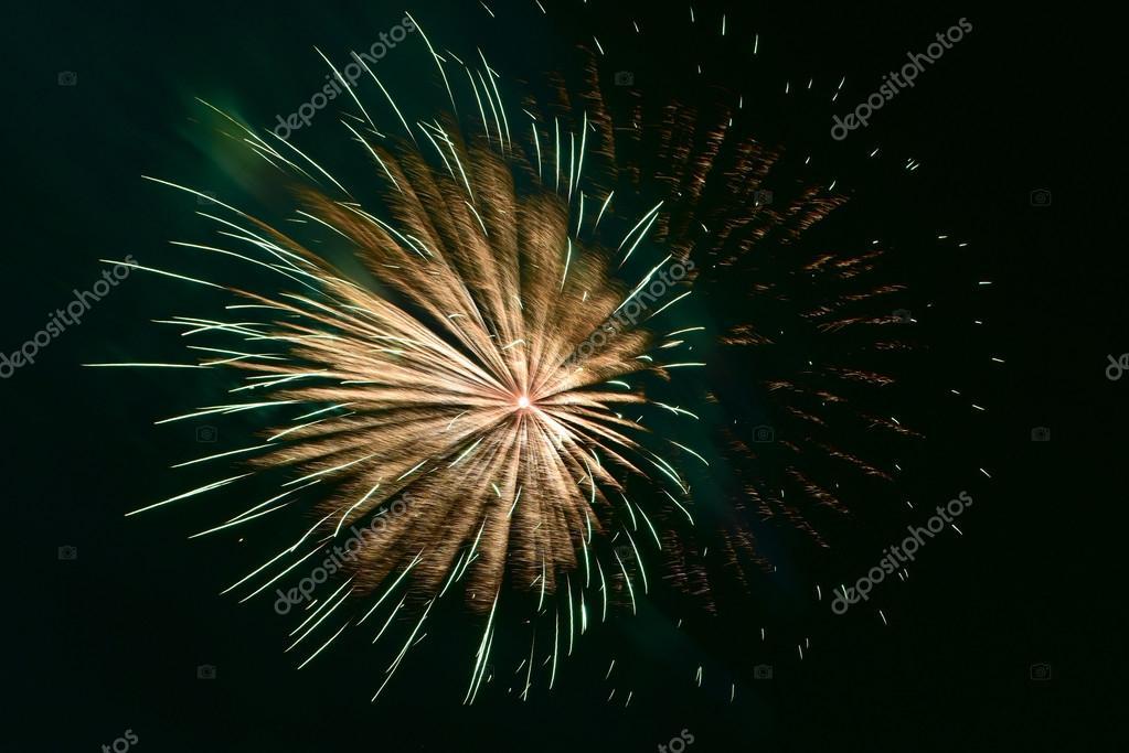 Coney Island Summer Fireworks - Brooklyn, New York