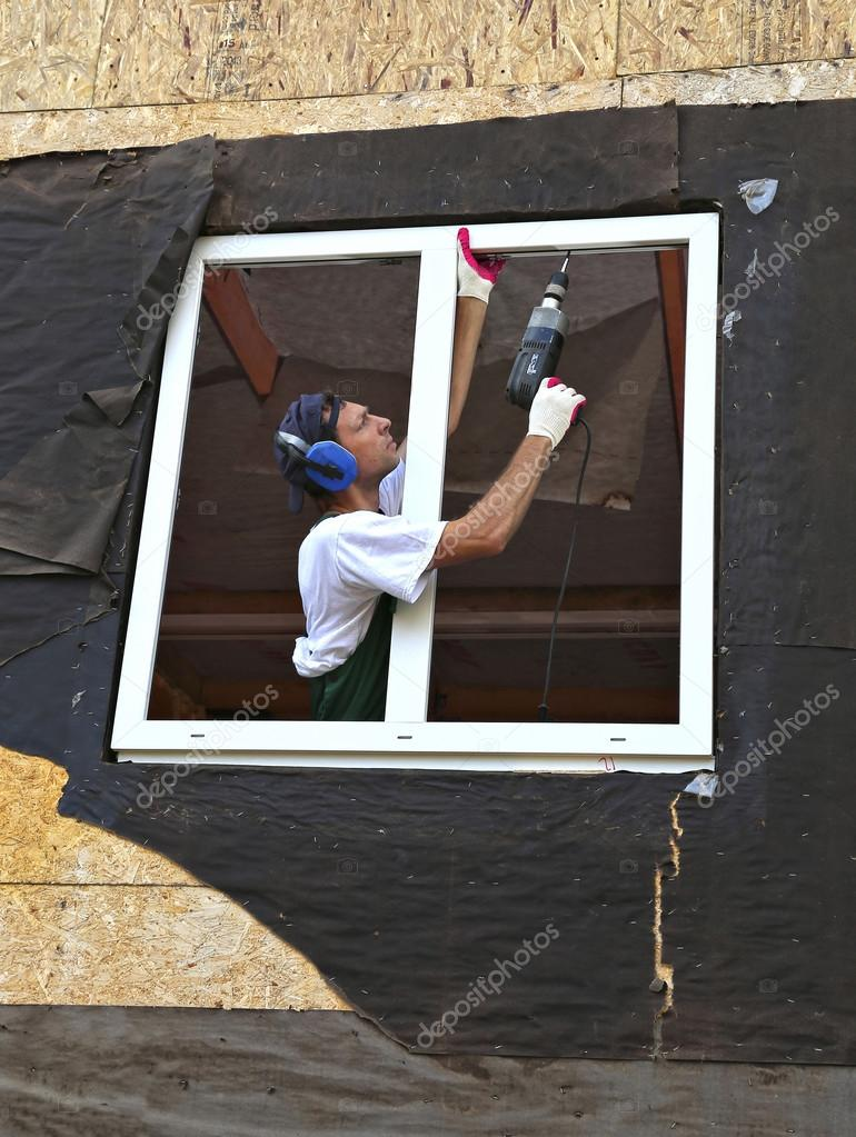 How to install plastic windows Installing plastic windows do it yourself - instructions 68