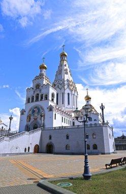 Memorial Church of All Saints in Minsk