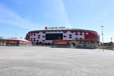 Football stadium Spartak Opening arena