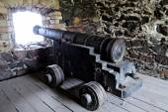 Fotografie Antike Bronze-Kanone
