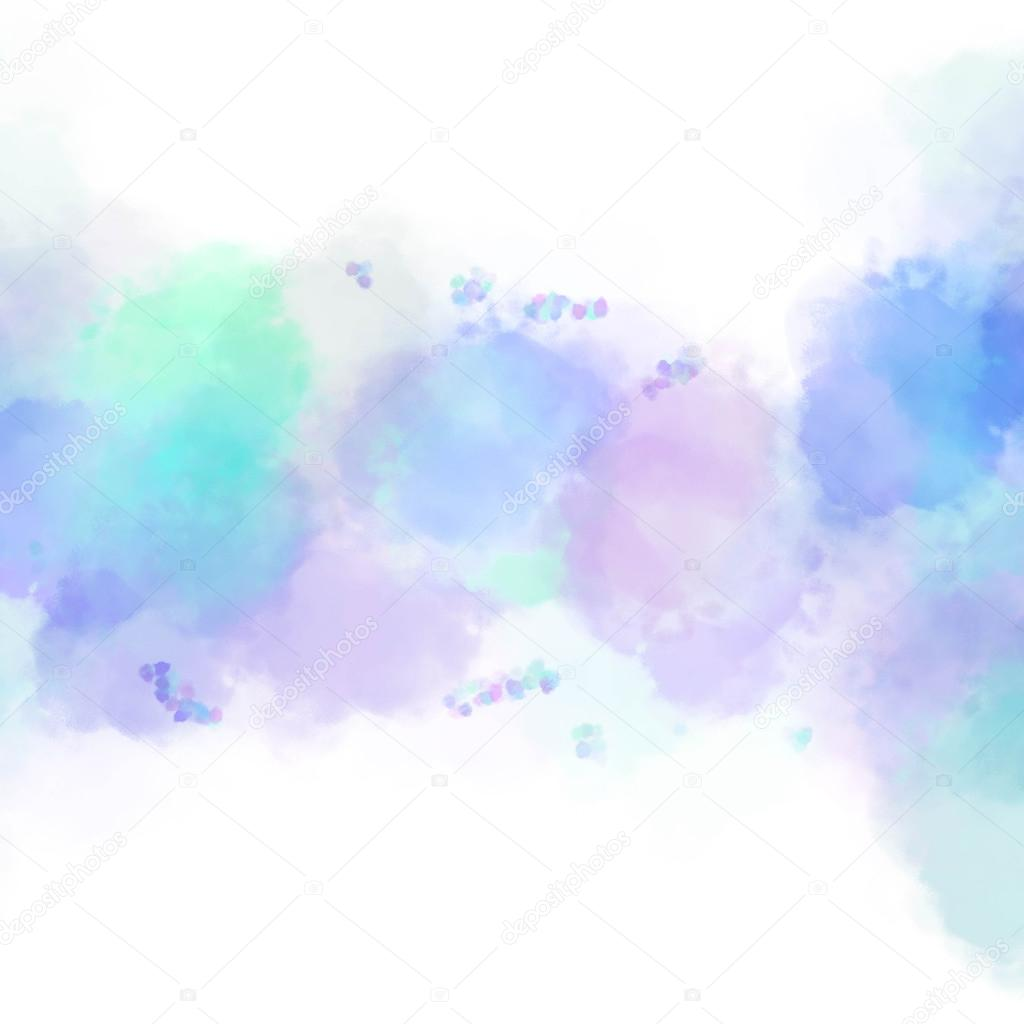 Abstract watercolor art without background powerpoint my for Watercolor painting templates free