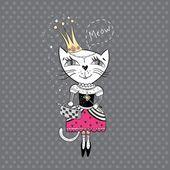 Fotografia Royal cat