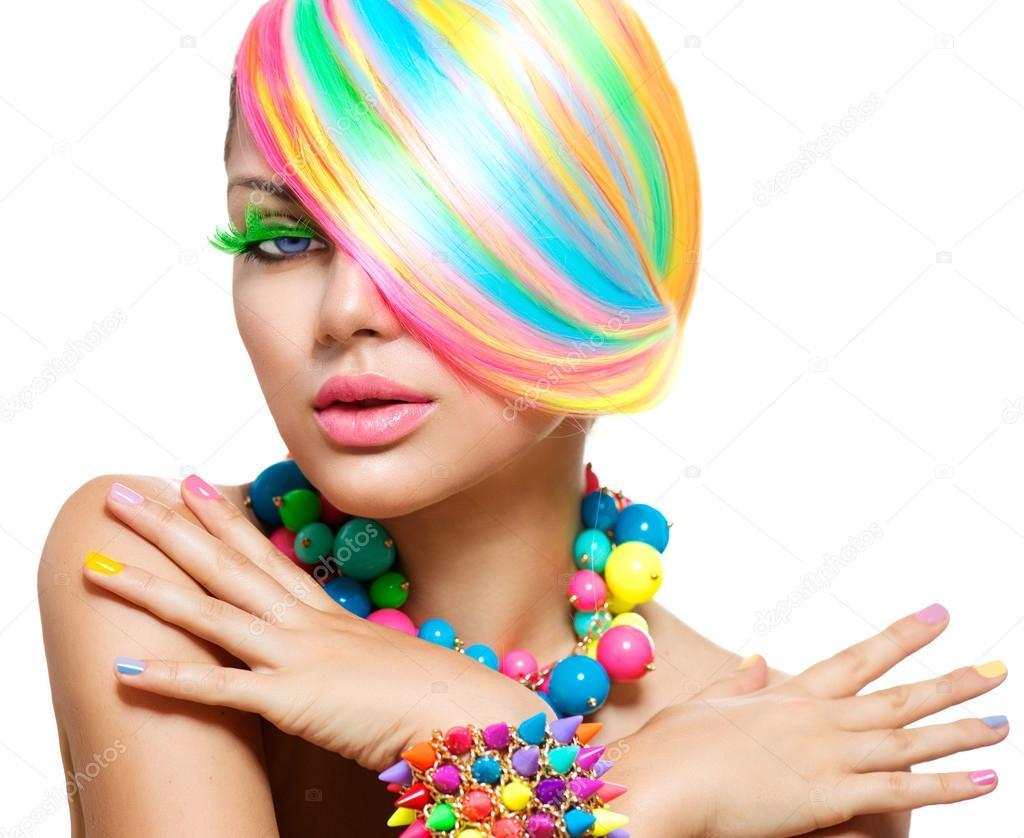 rainbow candy wallpaper