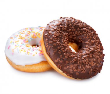 Tasty Donuts isolated