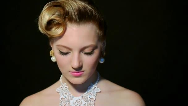 Luxusní stylové Beauty Lady