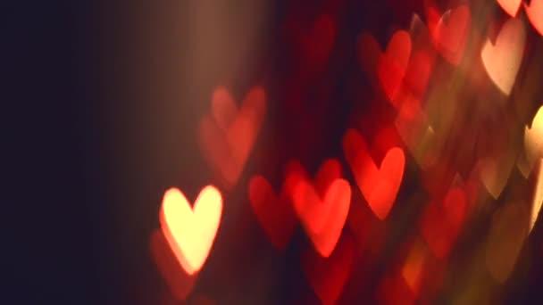 Valentin szívek háttér.