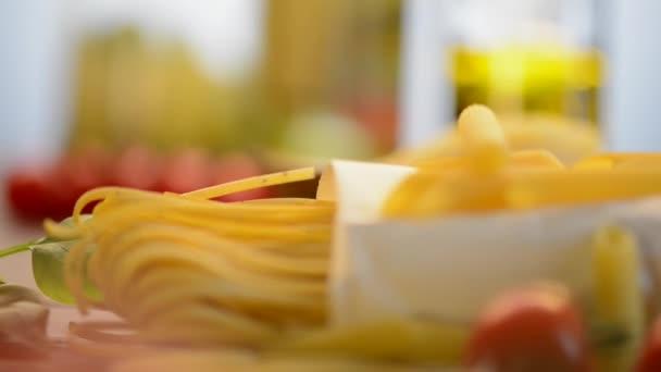 Italian Spaghetti and Penne