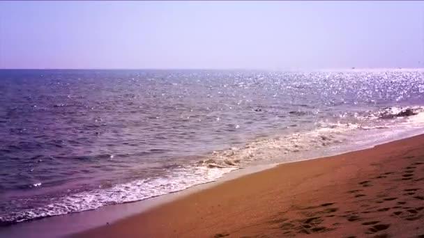 Středozemní moře a pláž