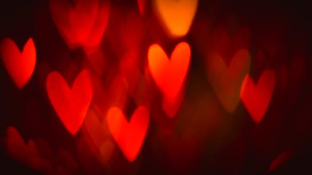 Valentine srdce pozadí