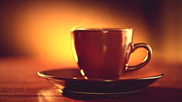 Cup of Hot Espresso