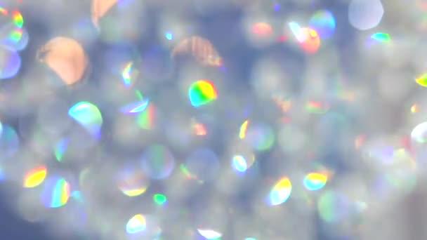 Függesztett gyémánt villogó tükörképe