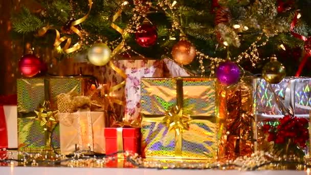 Vánoce a oslavy nového roku.