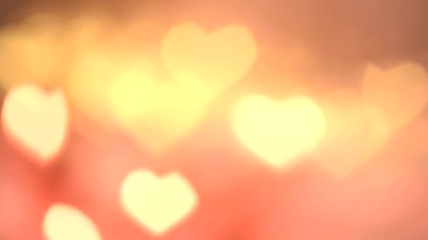 Valentine hearts background.