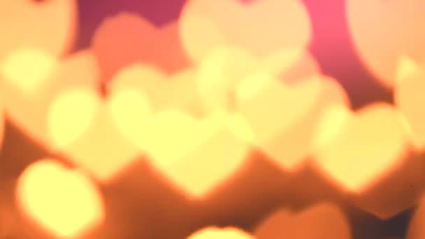 Valentin szívek háttér