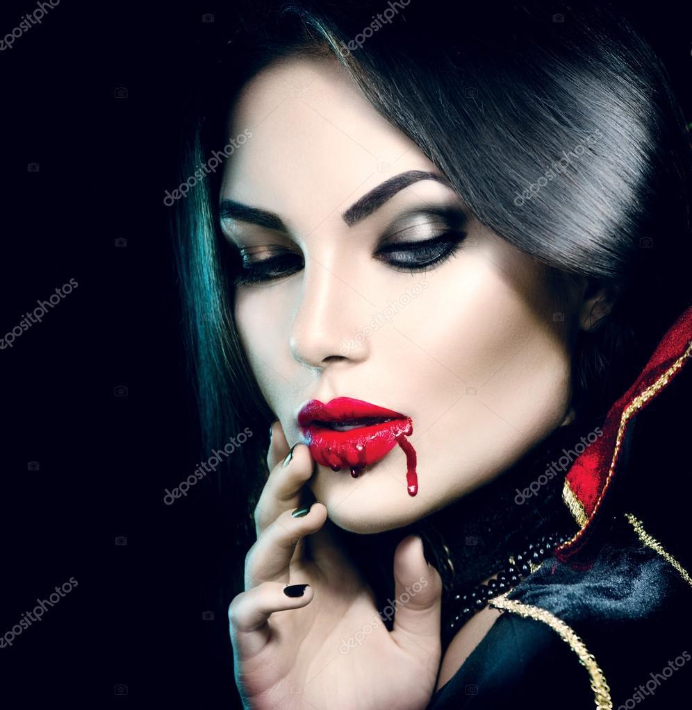 Самые сексуальные вампиры девушки