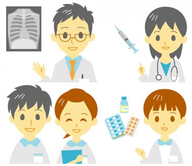 Medical staff, medical treatment