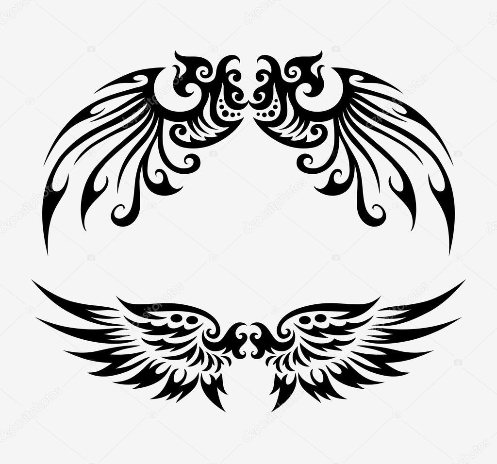 Wings symbol 1 stock vector cundrawan703 70374783 wings symbol 1 stock vector biocorpaavc