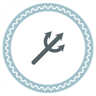 Trident fork icon