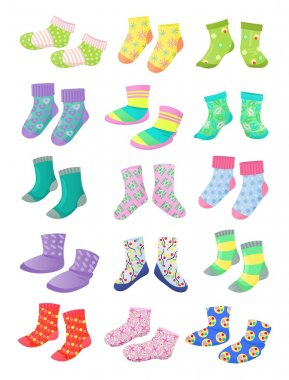Socks for little girls