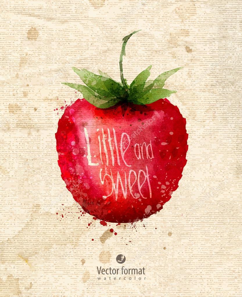 Berry. Vector format