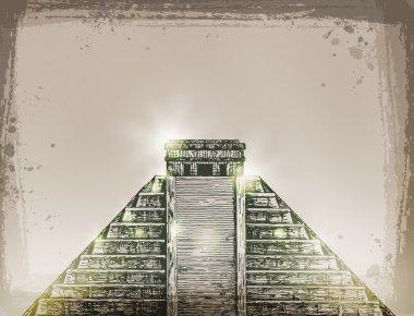 Mexico. Vector format