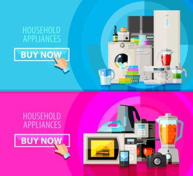 appliances vector logo design template. electrical or technology icon
