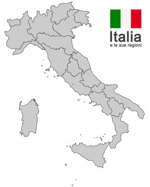Italy and regions
