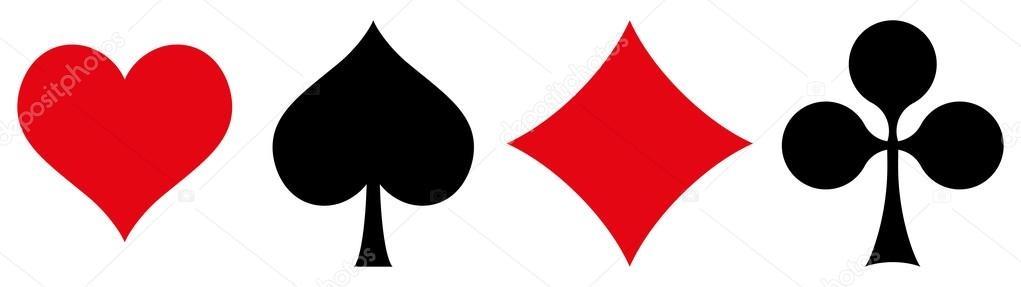 Poker Farben