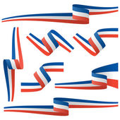 Photo collection of french country flag banners