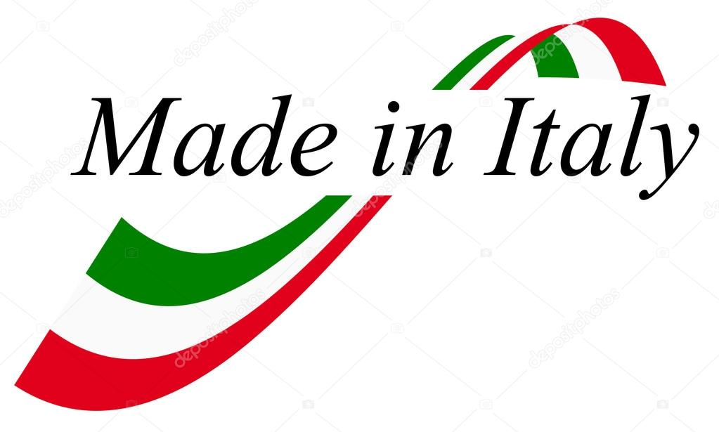 ᐈ Made in italy logo stock vectors, Royalty Free made in italy illustrations | download on Depositphotos®