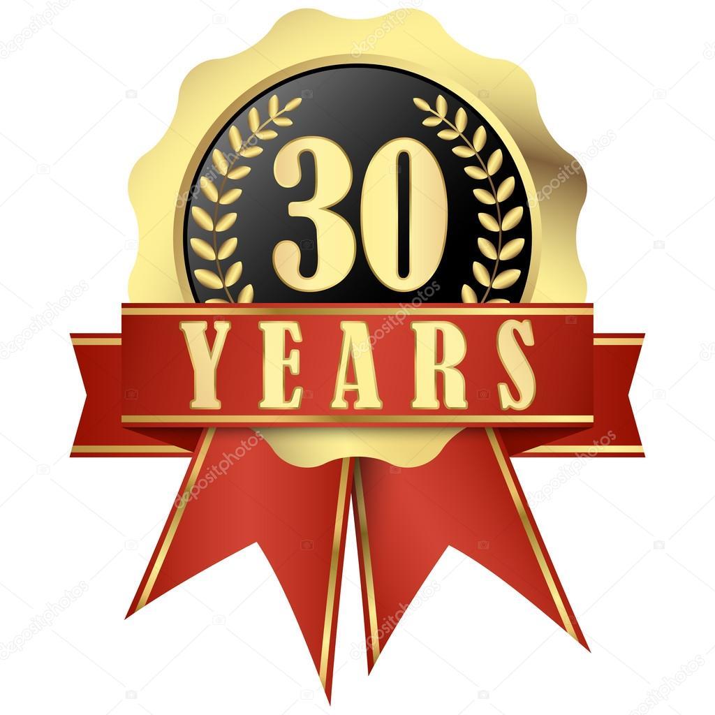 30 Jarig Jubileum