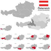 Rakousko a Federální státy