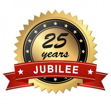 jubilee medallion - 25 years