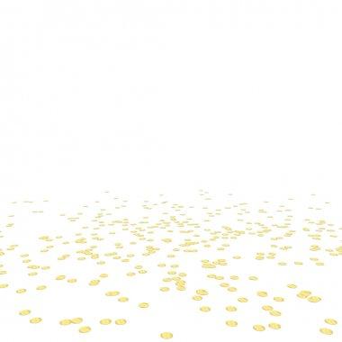 Lying confetti