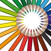 Kroužek pastelky