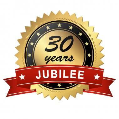 jubilee medallion - 30 years