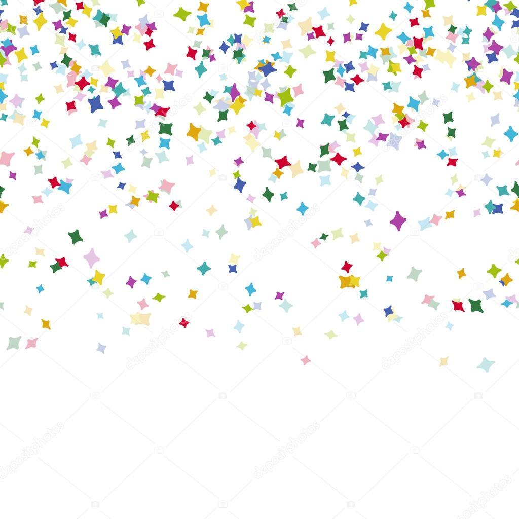 fondo de fiesta confeti transparente vector de stock vector confetti sketch vector confetti gif