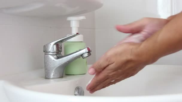 Hab szappan felvétel kézi mosás