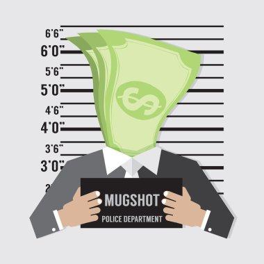 Business Litigation Concept Vector Illustration